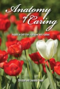 Book - Anatomy of Caring by Christine Green