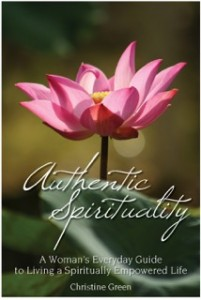 Book - Authentic Spirituality by Rev. Christine Green